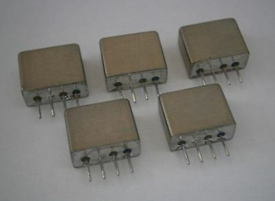 Lot Of 5 Mini Circuits Mcl Tfm-11 Frequency Mixer Level 7 1 - 2000 Mhz