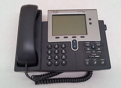 Lot Of 10 Cisco 7940g Ip Phone 7940 Grade A