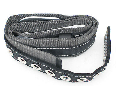Miller By Honeywell Single D-ring Safety Body Belt With 1-34 Webbing Xxx-large