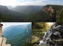 Blue Mountains Scenic One Day Tour 23rd of July Surry Hills Inner Sydney Preview