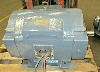 Emerson Us Electric 75 Hp 3 Ph 1775 Rpm 365ts Frame - Used Reconditioned