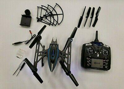 Contixo F5 FPV RC Quadcopter Drone with Wi-Fi Camera, Sulky - READ !