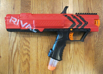 Nerf Rival Apollo XV-700 Nerf Blaster Red - Clip Included - Tested