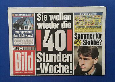 Bild Zeitung - 3.12.1999 - Oli.P * Laetitia Casta * Jan Ullrich * Michael (Michael Casta)