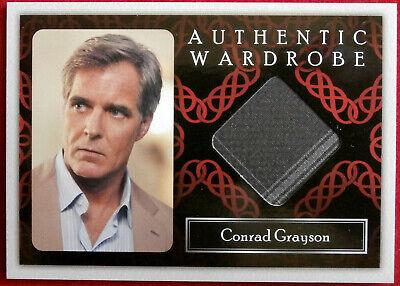 REVENGE - HENRY CZERNY - Conrad Grayson - COSTUME WARDROBE CARD - M10 CRYPTOZOIC