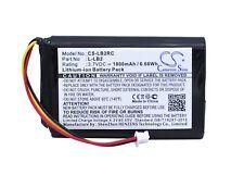 Batterie *1800mAh* Pour Logitech M-RAG97 MX1000 190247-1000 cordless mouse