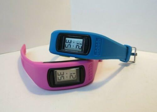 Scoreband Sports Score Tracking Watch Lot. Pink & Blue. Adult or Kids.