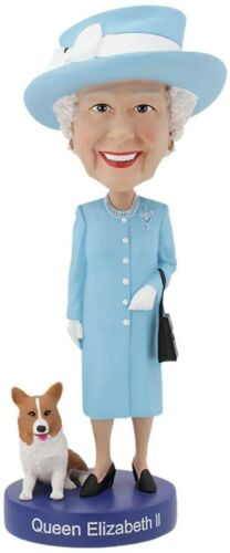 Royal Bobbles - Queen Elizabeth II Bobblehead - FREE SHIPPING