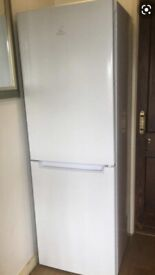 Indisit fridge freezer £75 delivered locally