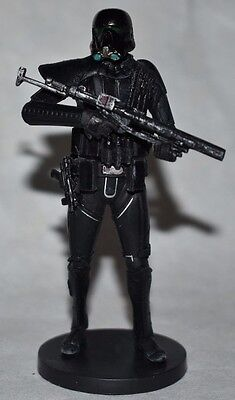 Disney Imperial Death Trooper Figurine Cake Topper Star Wars Rogue One New