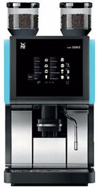 Nearly New (under warranty) WMF 1500s Bean to Cup Commercial Coffee Machine & Chiller Fridge