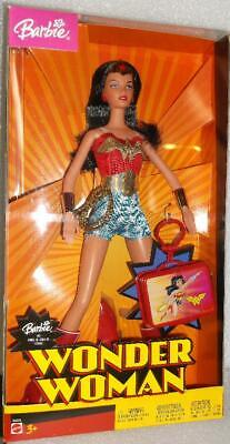 Women Superheroes And Villains (Barbie DC Comics Super Hero and Villains Wonder Woman Doll)