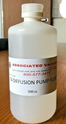 704 Diffusion Pump Fluid - 500cc