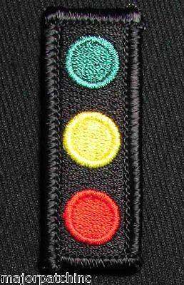 THE LIFE AQUATIC TEAM ZISSOU TRAFFIC LIGHT COSTUME HAT CAP HOOK PATCH](Traffic Light Costume)