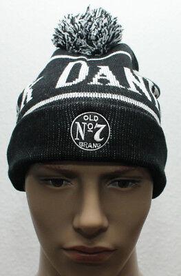 Jack Daniels Wintermütze NEU & OVP