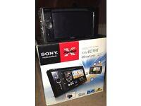 SONY XAV-601BT Touchscreen In Car Audio System