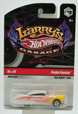 "Hot Wheels 2008 Larry's Garage ""Purple Passion"" 10 of 20 ""NIP"""