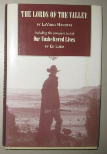 The Lords of the Valley - LaVerne Hanners SIGNED, Kenton OK, 49 photos