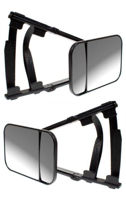 Lexus NX Caravan Trailer Extension Towing Dual Mirror Glass Convex Pair