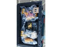 Dewalt dck266 drill set