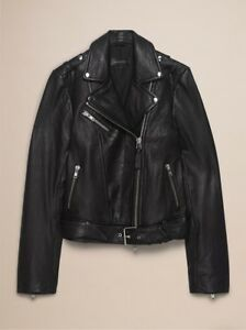 Mackage Leather Jacket - Aritzia Exclusive