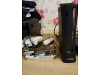 Xbox 360 elite 120gb for sale