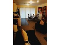 double bedroom to rent (comes with personal large bathroom) in a pristigious flat