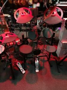 DDRUM DD BETA XP ELECTRONIC 5-PIECE DRUM SET *DEMO