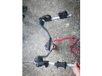 Exodus 2 bike tow bar rack - used once