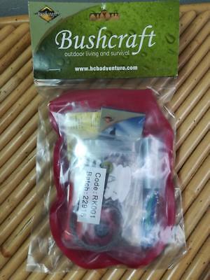 Kit De Supervivencia Waterproof BCB