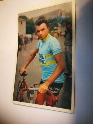 RIZLA carte postale jaren 50 coureur JEAN DOTTO  renner cyclisme CP années 50 pk