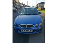 Rover 25 - M.O.T until December 2018 - Good runner-Good Tyres -Make a good project-Needs body work