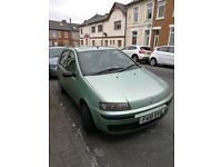 Fiat Punto - Ideal first car needs small repair