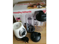 Morphy Richards Blend - used