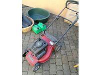 Mountfield Petrol Lawn Mower.