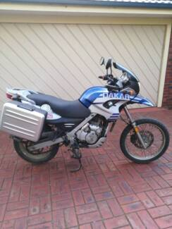 BMW F 650 GS DAKAR ADVENTURE PACKAGE