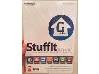 NEW StuffIt Deluxe SmithMicro MAC - PC Software Compression, Backup, Security