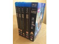 Dr Who, Series 1-5 Blu Ray