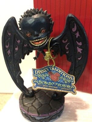 BAT Winged Demon Nocturnal NIGHTMARE BEFORE CHRISTMAS JIM SHORE Disney Halloween