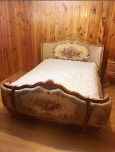 Louis XV style bedroom