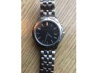 Seiko Kinetic Titanium Watch