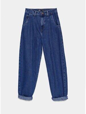 Zara Slouchy Jeans (Size 10)