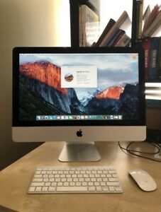 iMac 21.5 Late 2013 Intel-Core i5 2.9 GHz 8GB RAM