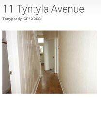 3 bedroom Terraced house , Llwnypia