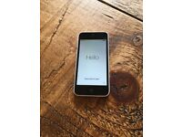 iPhone 5C EE - Virgin white Very good condition