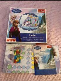 Frozen Ludo Game