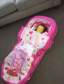 Peppa Pig Inflatable Ready Bed