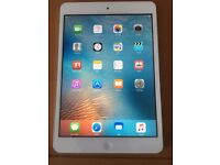 iPad mini 1 silver 16GB Good Condition
