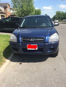 2007 Hyundai Tucson *Need Gone*