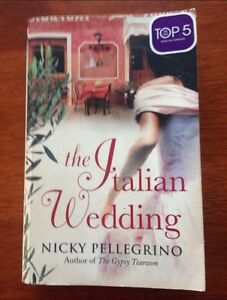 Nicky Pellegrino - The Italian Wedding Boo Ashgrove Brisbane North West Preview